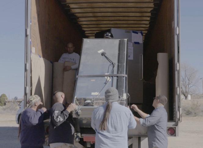 pueblo - offload fridge